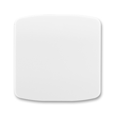 Kryt stmívače s krátkocestným ovladačem Tango bílá