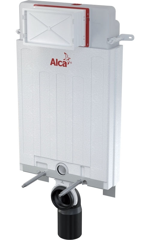 Předstěnový instalační systém pro zazdívání Alcamodul AM100/1000