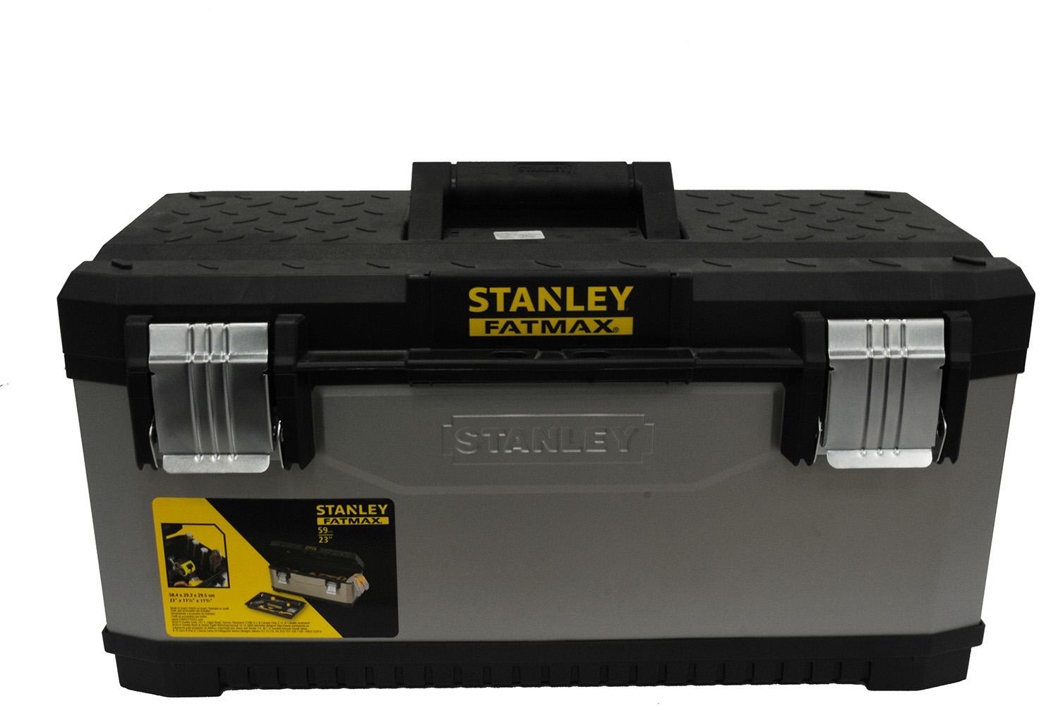 Kovoplastový box na nářadí FatMax (58,4x29,3x29,5) cm