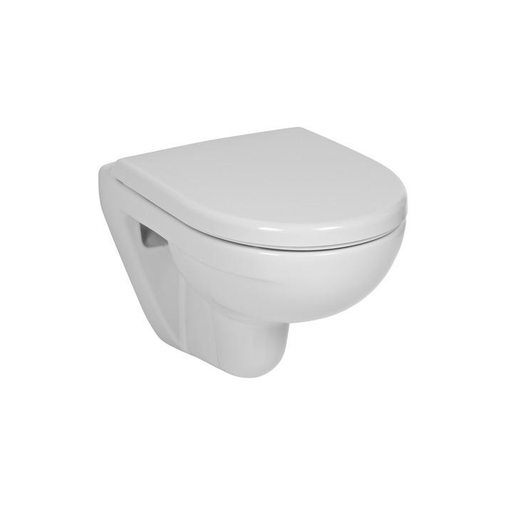 Závěsné WC LYRA Plus COMPACT 49 cm