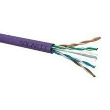 Instalační kabel UTP Solarix CAT6 LSOH (305m/bal)