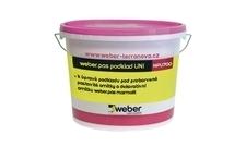 Penetrace weberpas podklad UNI bílá 20 kg