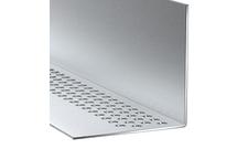 Profil ventilační ukončovací pravoúhlý pro HardiePlank 38×3000 mm
