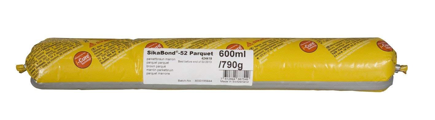 PU lepidlo na podlahy Sikabond-52 Parquet 600 ml