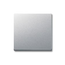 Kryt spínače Schneider Merten, aluminium