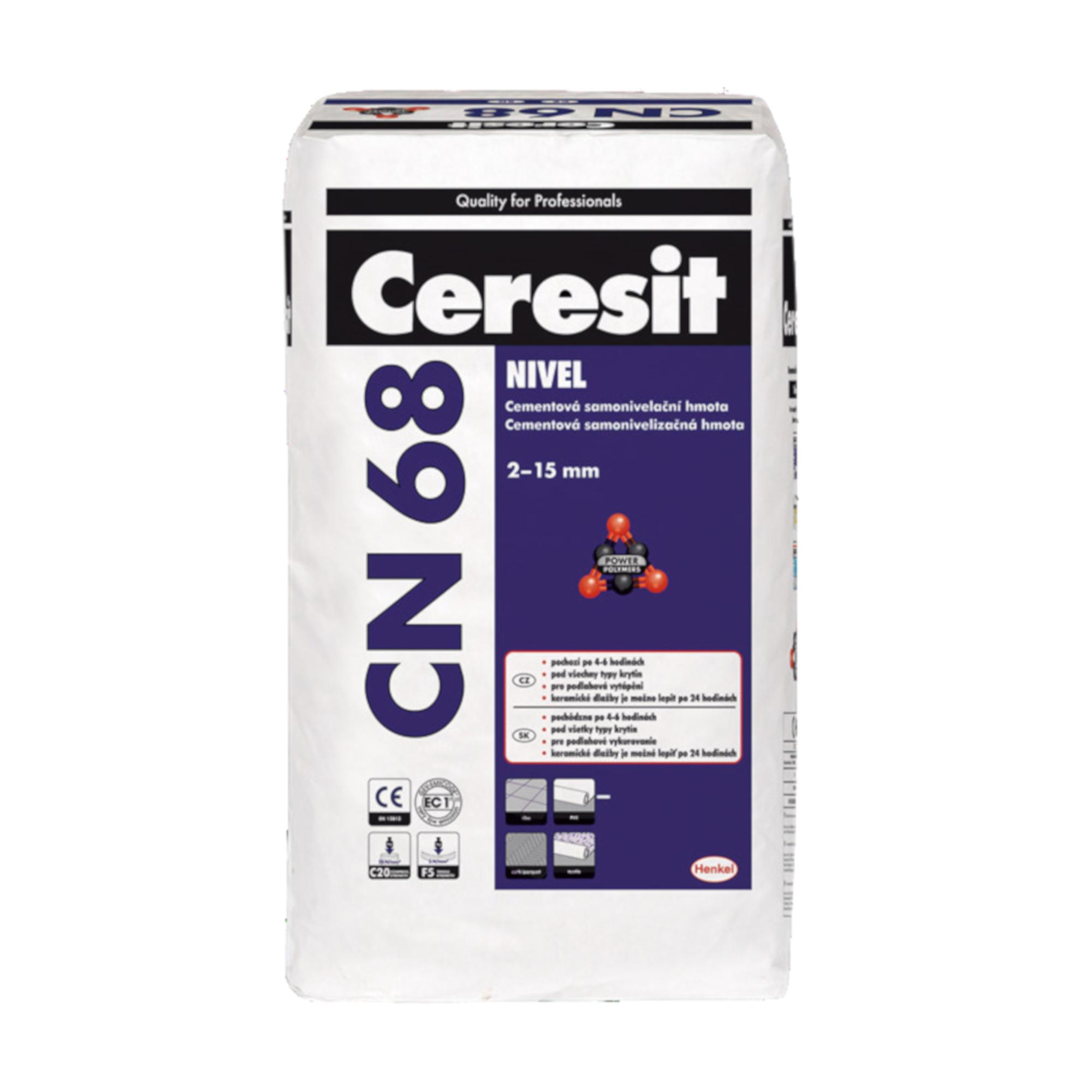 Samonivelační hmota Ceresit CN 68,25 kg