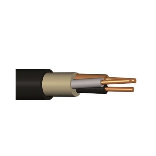 Kabel CYKY-O 3× 1,5 RE (metráž)