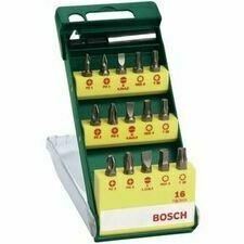 Sada šroubovacích bitů Bosch Promoline 16 ks