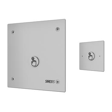 Piezo splachovač WC Sanela SLW 03PA, 24 V DC