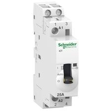 Stykač Schneider Acti 9 iCT A9C21732, 25 A, 230 V, 2 S, MO