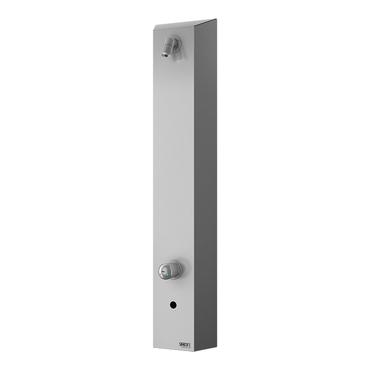 Panel sprchový Sanela SLSN 02E, nerezový