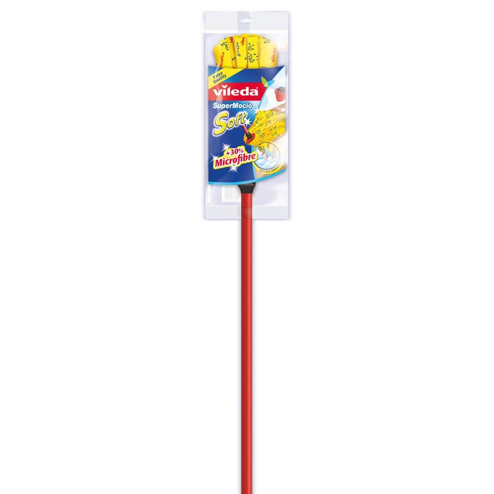 Mop VILEDA SuperMocio Soft, cena za ks