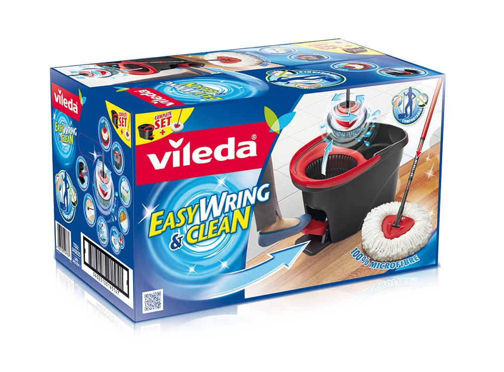Mop VILEDA Easy Wring and Clean, cena za ks
