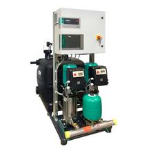 Skupina čerpadlová Wilo Rainsystem AF400-2MP305DM