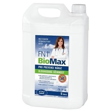 Nátěr biocidní FN nano FN1 BioMax bílý 5 l