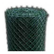 Plotové pletivo Prima výška 2000 mm délka 25 m pozinkované s PVC vrstvou a napínacím drátem