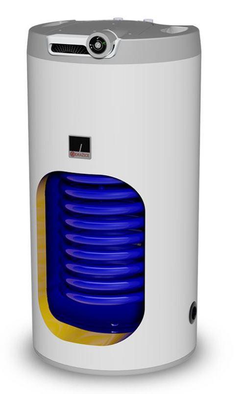 Nepřímotopný zásobník vody Dražice OKC 100 NTR, stacionární