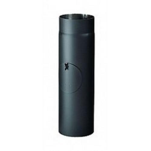 Trubka revizní odkouření černá DN 150/500 mm