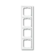 Rámeček čtyřnásobný Future linear, studio bílá