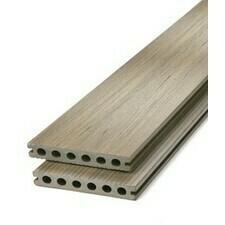 Prkno terasové dřevoplastové DŘEVOplus PROFI antique 23×138×4000 mm