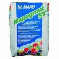 Malta opravná Mapei Mapegrout SV šedá 25 kg