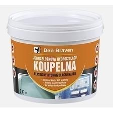 Jednosložková disperzní hydroizolace Den Braven Koupelna, 2,5 kg