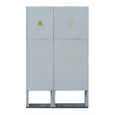 Eletroměrový a plynoměrový rozváděč v pilíři, HELGA 2C-N-C