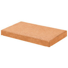 Deska zákrytová BEST I karamel výška 60 mm