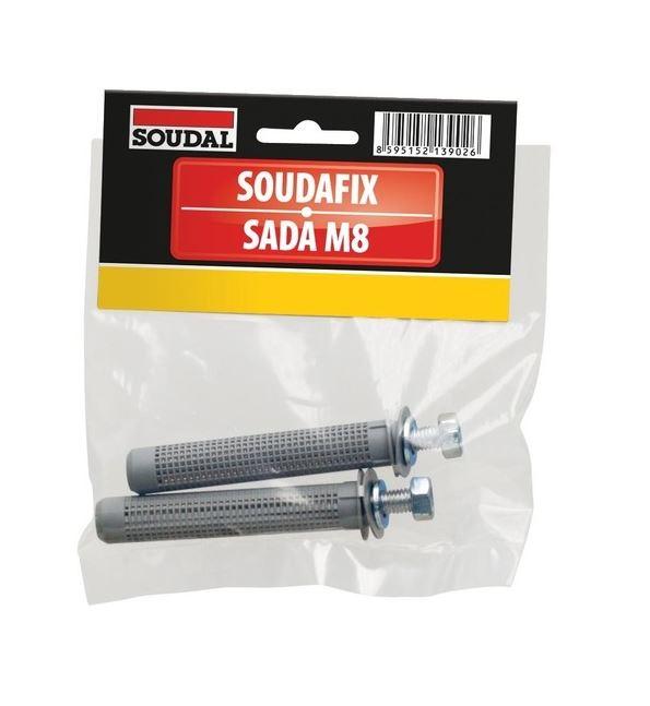 Sada mixážních trysek Soudafix (2 ks/bal)