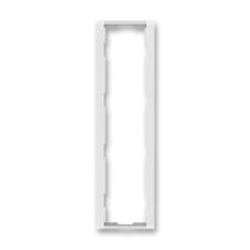 Rámeček čtyřnásobný svislý Time bílá / ledová bílá