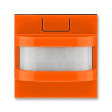 Snímač spínače automatického Levit oranžová / kouřová černá