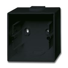Krabice přístrojová nástěnná Future linear antracitová
