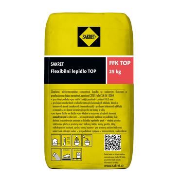 Flexibilní lepidlo Sakret FFK C2TES1, 25 kg/bal
