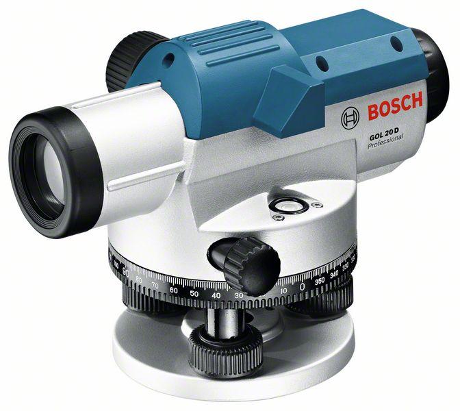 Přístroj nivelační Bosch GOL 20D +GR 500+BT 160