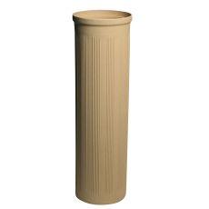 Komínová profilovaná keramická vložka SCHIEDEL UNI ADVANCED pro průměr 200 mm, výšky 660 mm