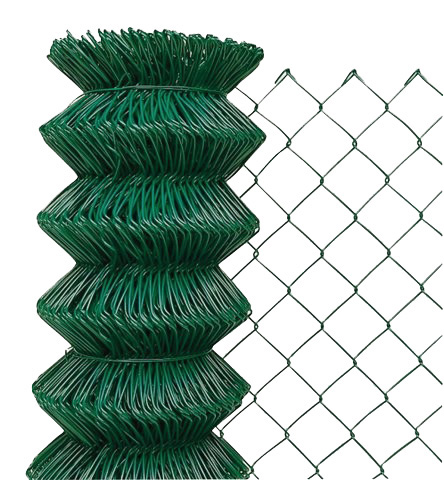 Plotové pletivo Prima výška 1000 mm délka 25 m pozinkované s PVC vrstvou
