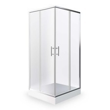 Kout sprchový čtvercový ORLANDO NEO 90