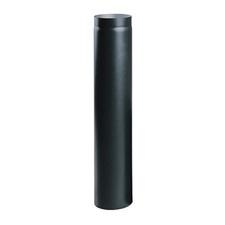 Trubka odkouření černá DN 150/1000 mm