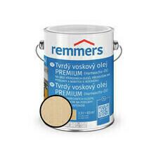 Olej tvrdý voskový Remmers Premium 0695 bezbarvý 2,5 l