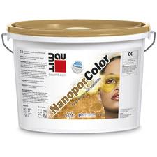 Barva fasádní Baumit NanoporColor probarvená 5 l