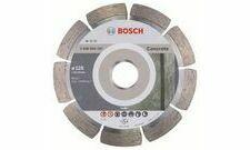 Kotouč řezný diamantový Bosch Standard for Concrete 125×22,23×1,6×10 mm