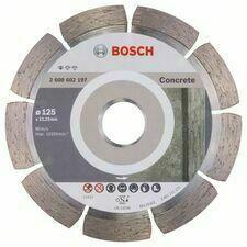 Kotouč řezný DIA Bosch Standard for Concrete 125×22,23×1,6×10 mm