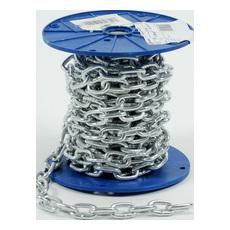 Řetěz krátké oko 6x24/18m DIN 5685A - 151406