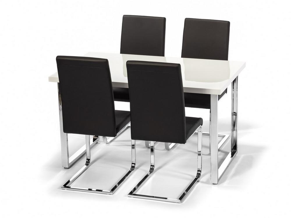 Jídelní sestava RING (4x židle,1x stůl), cena za ks