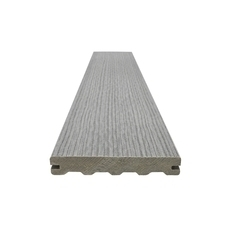 Prkno terasové dřevoplastové WOODPLASTIC FOREST PREMIUM inox