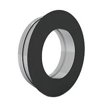 SCHIEDEL Napojovací díl pro krbová kamna ABSOLUT, UNI ADVANCED. Průměr 150mm, 180 mm.