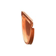 Čelo žlabu vysoké Cu Zambelli 333 mm