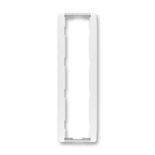 Rámeček čtyřnásobný svislý Element bílá / ledová bílá