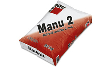 Omítka jádrová Baumit MANU 2 25 kg