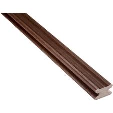 Dřevoplastový nosič WOODPLASTIC 50x30 mm (3m) hnědá